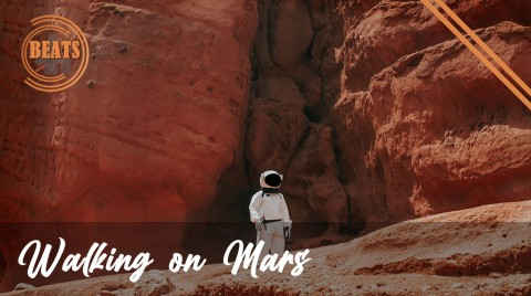 Cover-Walking-on-Mars